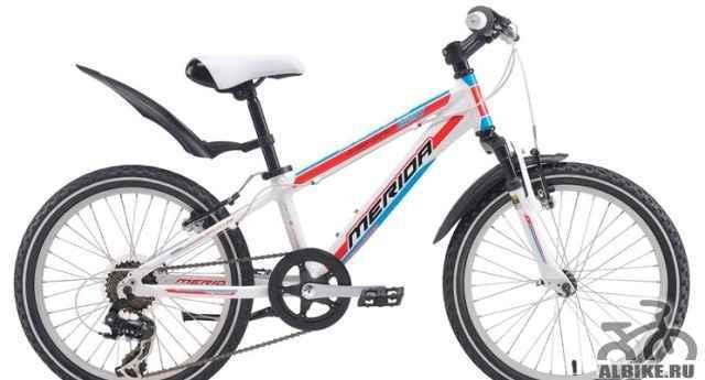 Детский-подростковый велосипед Merida dakar 620