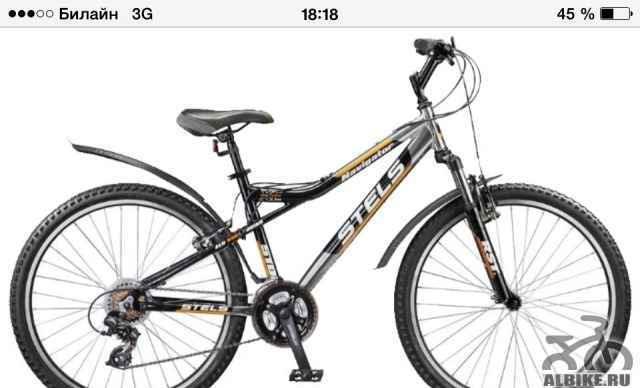 Обмен велосипед стелс навигатор 510 на ваш комп
