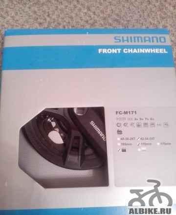 Система Shimano Tourney FC-M171. Новая