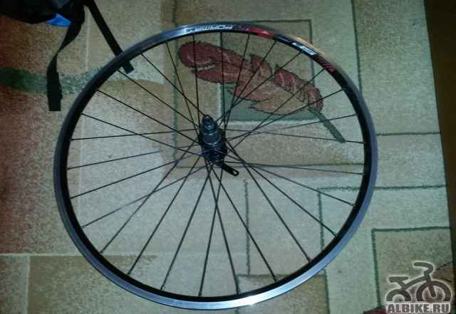 Шоссейное/циклокроссовое колесо