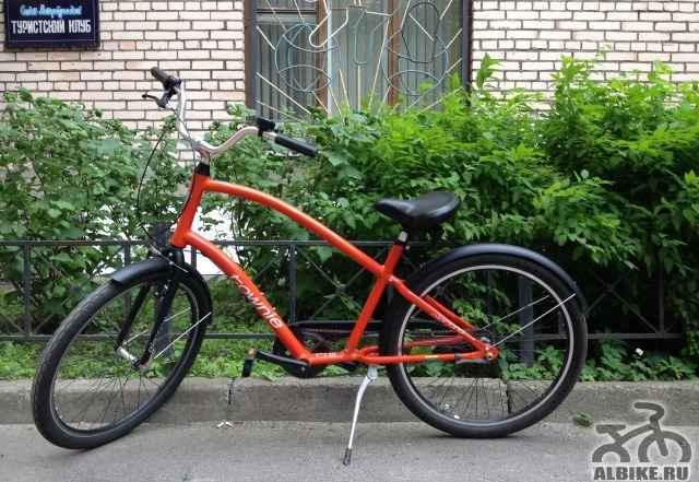 Велосипед круизер крузер электра