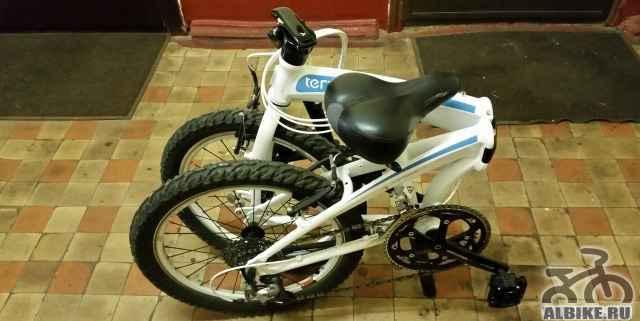 """Продам складной велосипед """"Tern"""""""