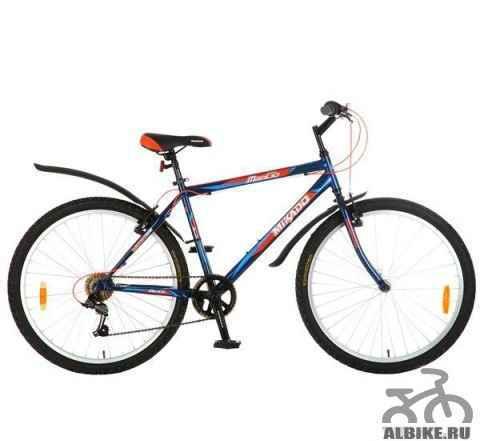 Велосипед mikado горный