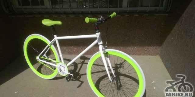 Распродажа велосипедов. Fix gearи