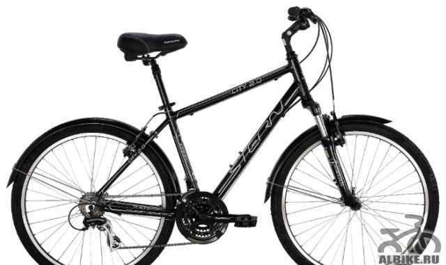 Велосипед stern Сити 2.0