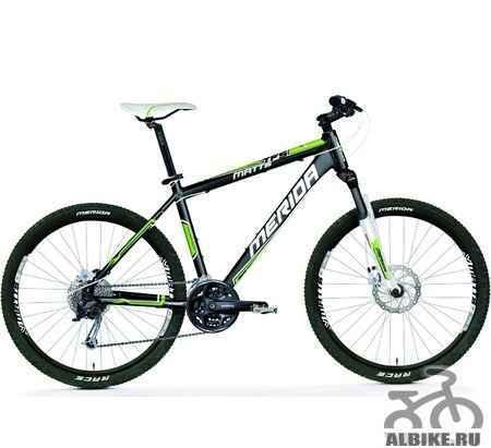 Продам велосипед Merida Matts TFS 100-D