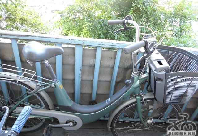 "Электровелосипед ""Honda Racoon"""