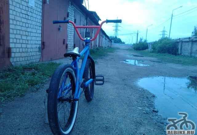 """BMX Haro f2 custom"""""""