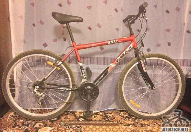 Горный велосипед foxx blitz 26
