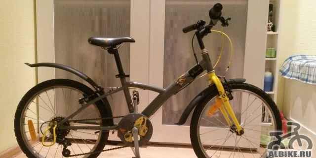 Велосипед btwin RB3 для велопрогулок