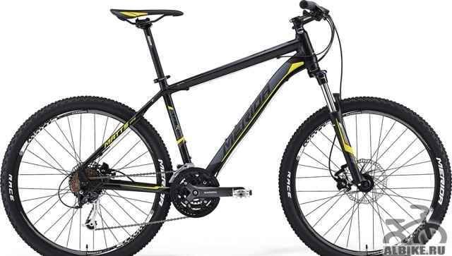 Отличный горный велосипед Merida matts TFS 100