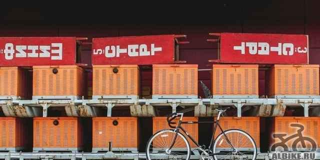 "Велосипед Fuji ""Feather"" 2014 фикс"