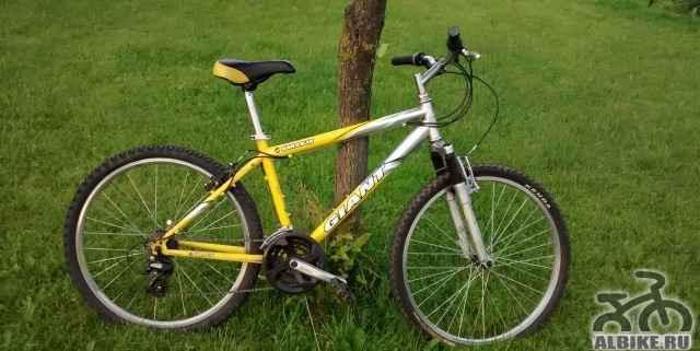 """Велосипед Giant 17"""""""