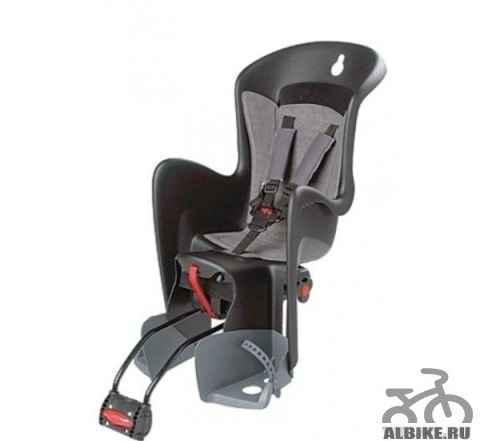 Polisport Bilby Велосипедное детское кресло
