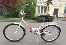 Велосипед складной Стелс 710 Пилот