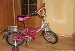 Детский велосипед с 2 лет. Отличное состояние