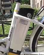 Электровелосипед Elbike C-10