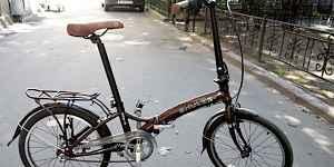 Складной велосипед Shulz GOA-3 Coaster