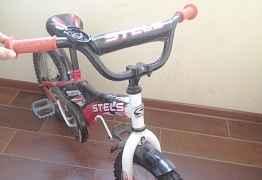 Продается детский велосипед стелс пилот 170