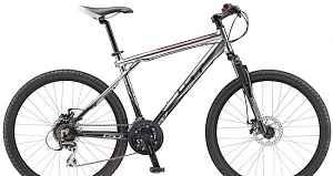 GT Agressor 1.0 топовый в своей линейке велосипед