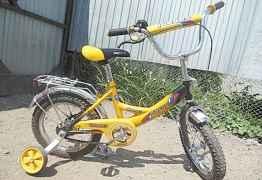 Детский велосипед Сафари
