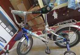 Детский б/у велосипед