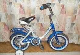 Стелс от 3 до 6 лет с Подстраховочными колёсами
