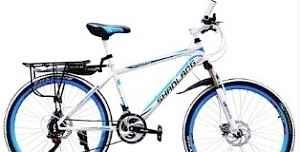 Велосипед shanlang для прогулок