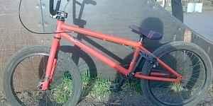 BMX велосипед фирмы WTP