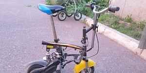 Электровелоскутер