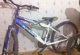 Велосипед горный детский