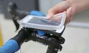 Крепление для телефона на руль Quad Lock iPhone 5S