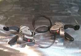 Шифтеры shimano XT SL-M750 (9 скор.)