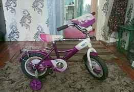 Продам детский велосипед 2-5лет