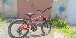 Велосипред для ребёнка 7-8 лет