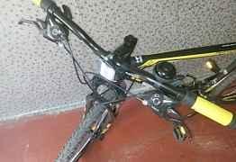 Новый велосипед Stern, обмен на ноутбук