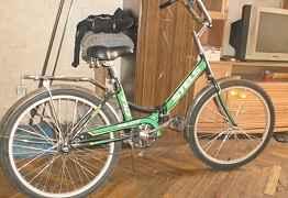 Велосипед Стелс-складной 710 3 года