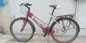 """Велосипед""""стелс-навигатор""""женский"""