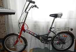 Складной велосипед Стелс Пилот 450