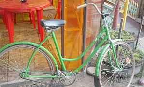 Дамский велосипед раритет
