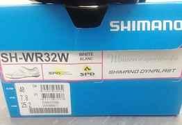 Женские шоссейные велотуфли Shimano WR32 SPD-SL
