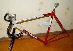Велосипедная рама Author C2004