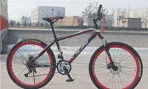 Продам новый велосипед hlofe