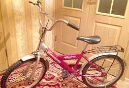 Велосипед benneto golden cycle