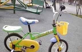 Детский велосипед для ребенка 3-х лет