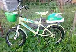 Велосипед для ребенка 3-7 лет