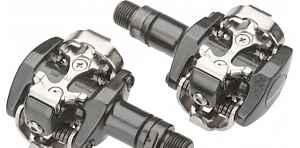 Продам контактные педали Shimano SPD PD-M505