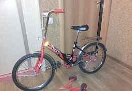 Детский велосипед от 3 лет