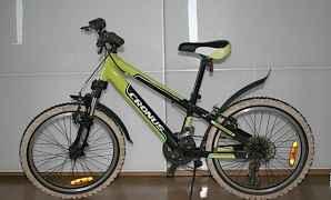 Детский велосипед кронос Best Мате 20 (6-9 лет)