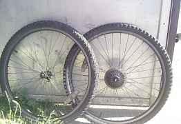 2 колеса 26х1.95